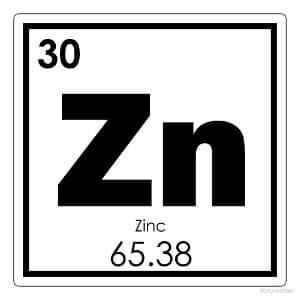 Zinco mineral essencial para a vida