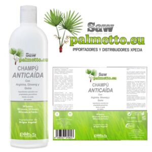 Anti Drop Shampoo PH 5.5 Sägepalme