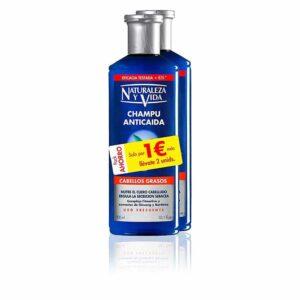 Shampoo anti-caduta per le unità Oily Hair 2