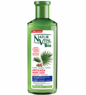 BIO Ecocert anti-cancer shampoo with saw palmetto 300 ml