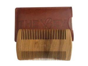 comb beard man better