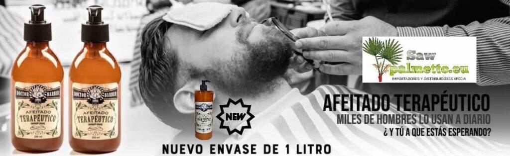 afeitado terapeutico oferton