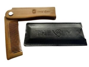 Best beard comb and man hair